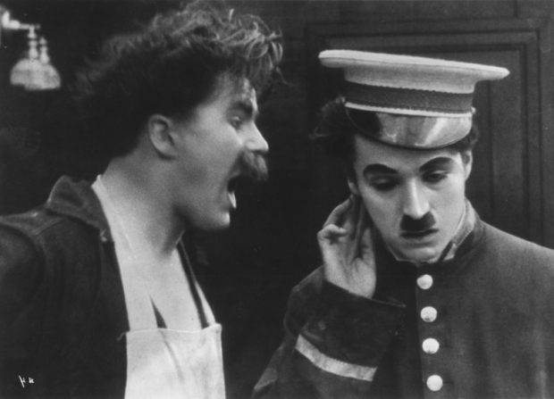 Charles Chaplin, Billy Armstrong
