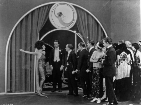 Alla Nazimova, Rudolph Valentino
