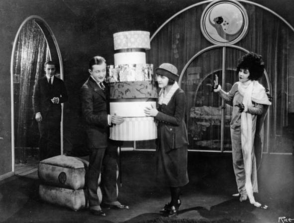 Rudolph Valentino, Alla Nazimova