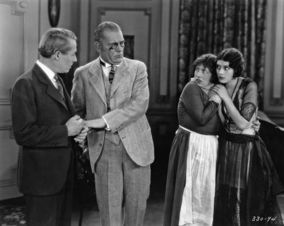 Henry B. Walthall, Lon Chaney, Marceline Day, Polly Moran