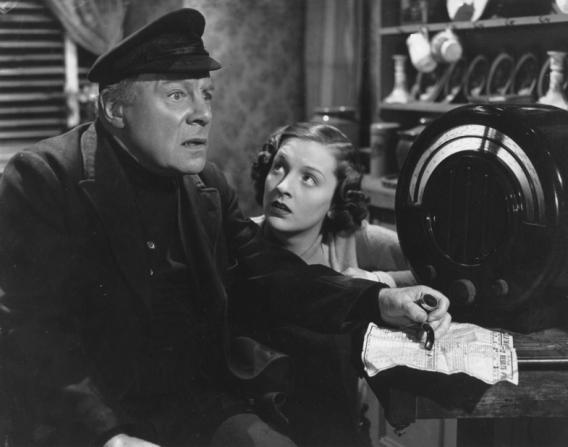 Edmund Gwenn, Betty Driver