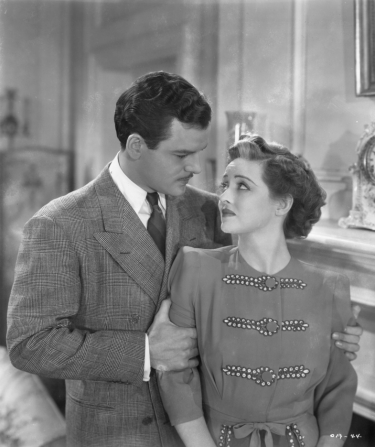 Gig Young, Bette Davis