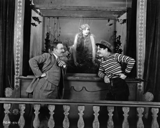 Tod Browning, John Gilbert