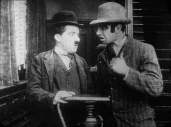 Charles Chaplin, Wesley Ruggles