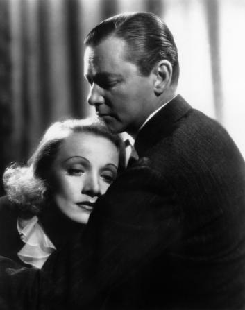 Marlene Dietrich, Herbert Marshall