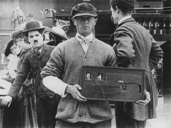 Charles Chaplin, Roland Totheroh, Albert Austin