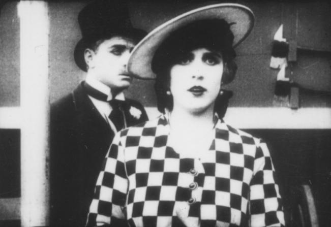 Lloyd Bacon, Edna Purviance