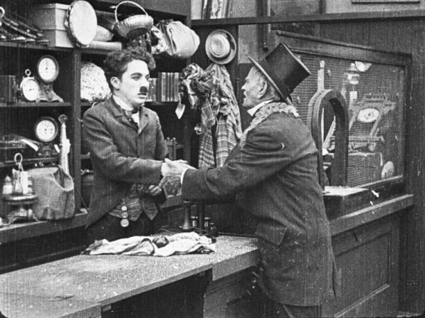 Wesley Ruggles, Charles Chaplin
