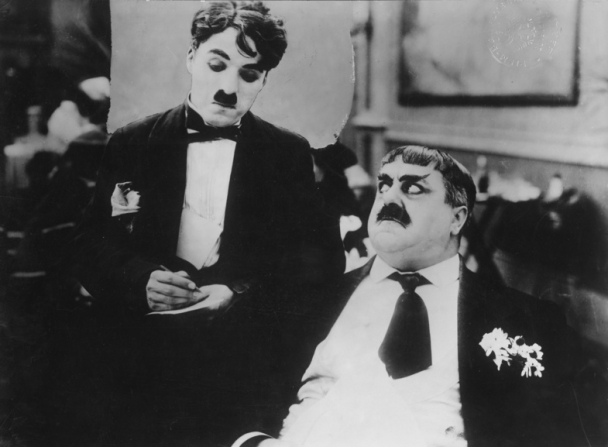Charles Chaplin, Eric Campbell