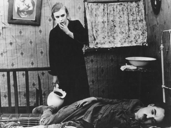 Edna Purviance, Charles Chaplin