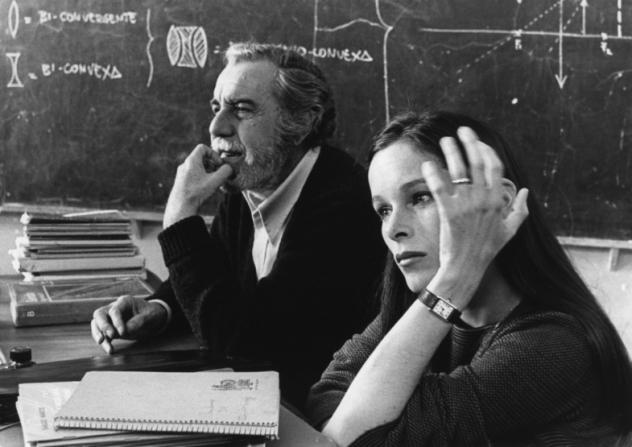Fernando Rey, Geraldine Chaplin