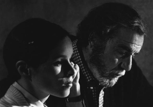 Geraldine Chaplin, Fernando Rey