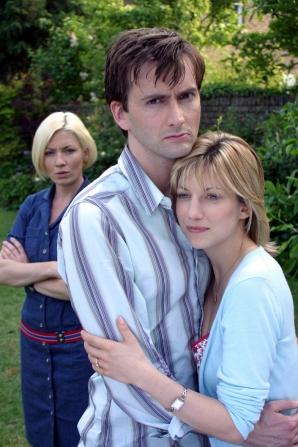 David Tennant, Claire Goose, Kate Ashfield