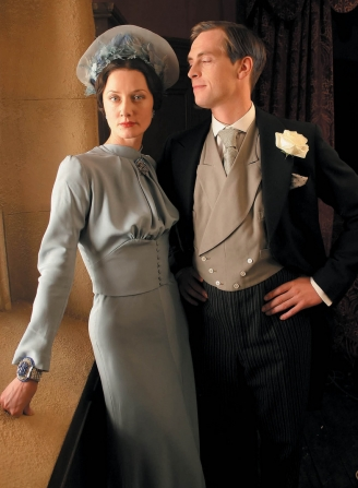 Joely Richardson, Stephen Campbell-Moore