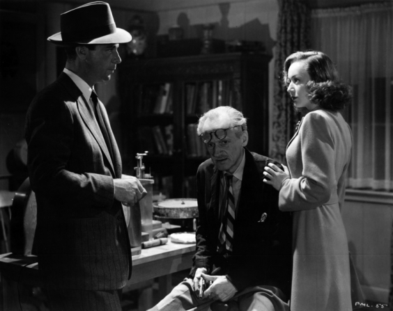 Dick Powell, Miles Mander, Anne Shirley