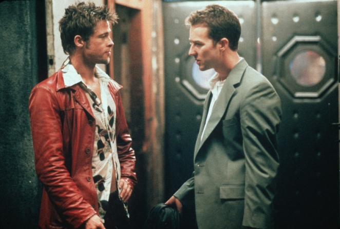 Brad Pitt, Edward Norton