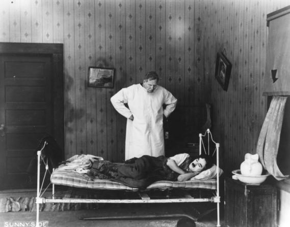Tom Wilson, Charles Chaplin