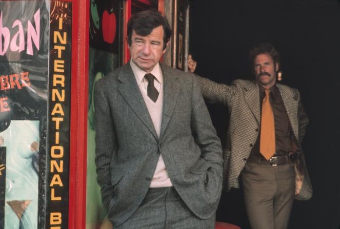 Walter Matthau, Bruce Dern