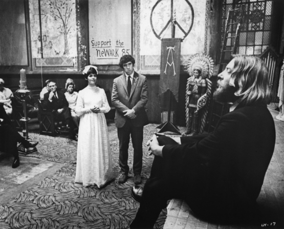 Marcia Rodd, Elliott Gould, Donald Sutherland