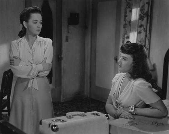 Olivia de Havilland, Paulette Goddard