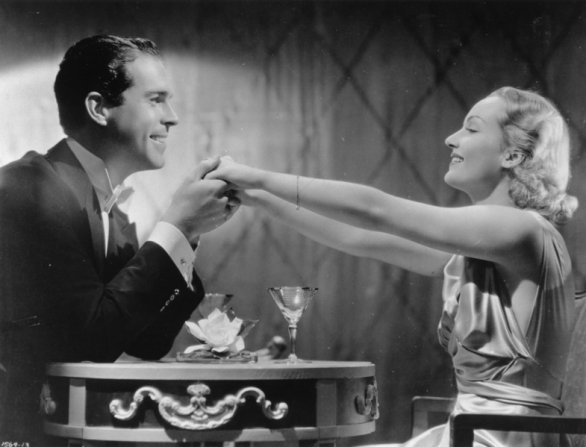 Fred MacMurray, Carole Lombard