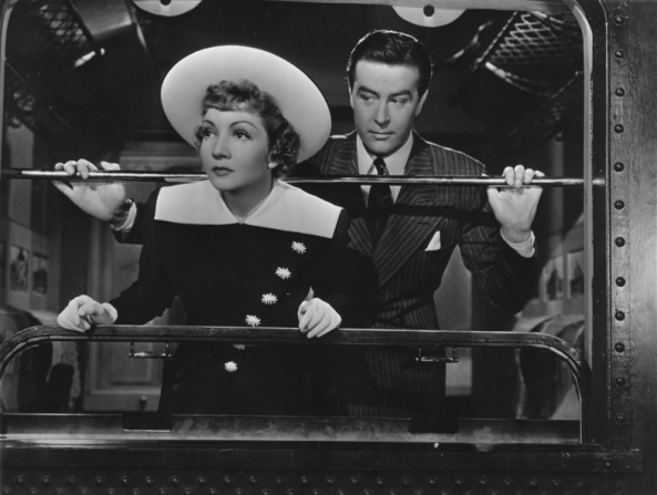 Claudette Colbert, Ray Milland