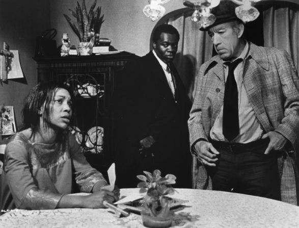 Yaphet Kotto, Anthony Quinn