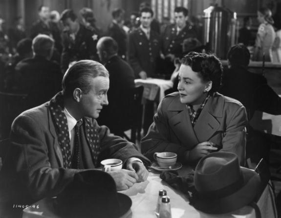 Roland Culver, Olivia de Havilland