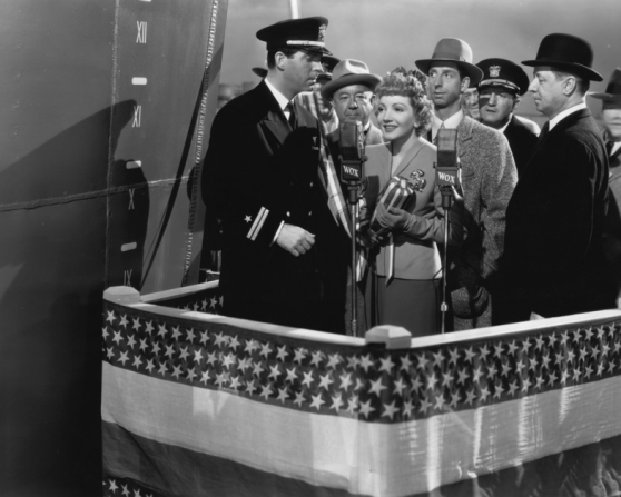 Fred MacMurray, Claudette Colbert, Cecil Kellaway, Gil Lamb, Tom Powers, Robert Benchley