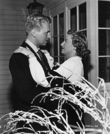 John Lund, Barbara Stanwyck