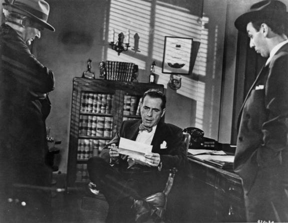 Roy Roberts, Humphrey Bogart, King Donovan