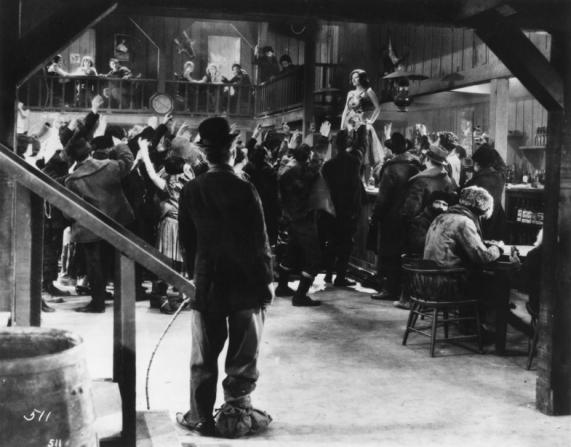 Charles Chaplin, Georgia Hale