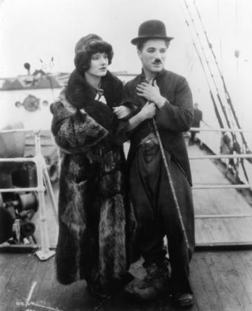 Georgia Hale, Charles Chaplin