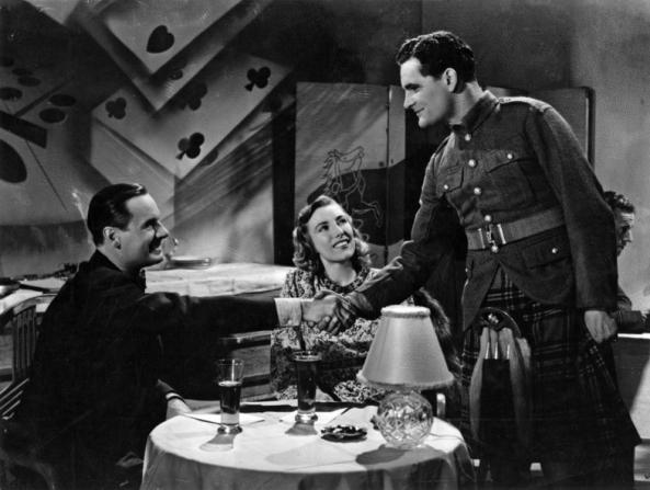 Ronald Ward, Godfrey Tearle, Donald Gray