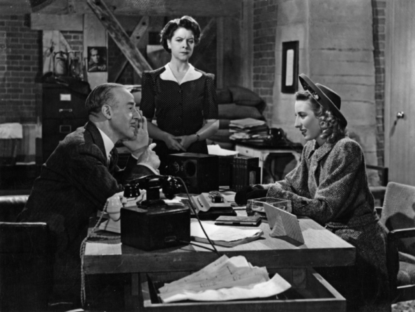 Frederick Leister, Betty Jardine, Godfrey Tearle
