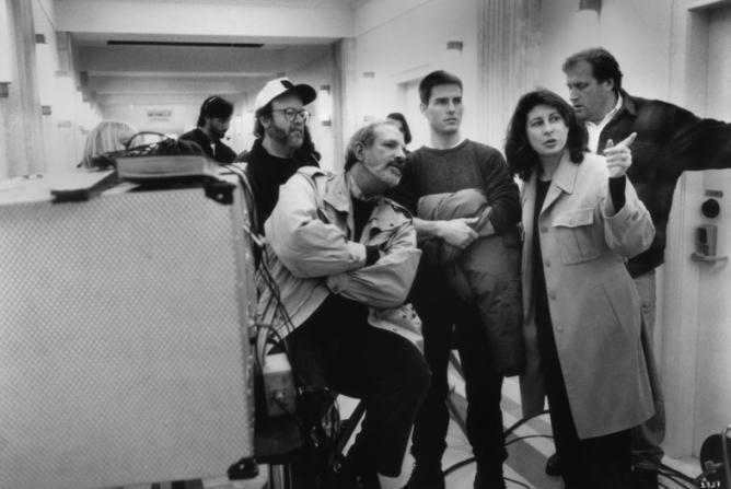Brian De Palma, Tom Cruise, Paula Wagner