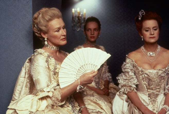 Glenn Close, Uma Thurman, Swoosie Kurtz