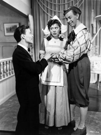 Frank Sinatra, Marcy Mcguire, Mel Tormé