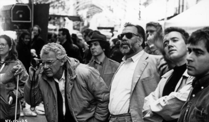 Gordon Willis, Francis Ford Coppola