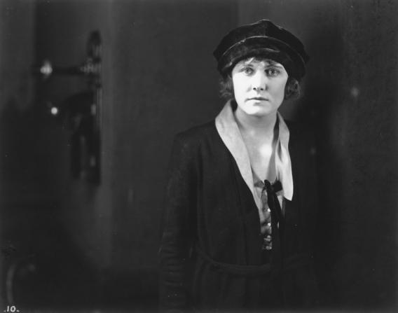 Edna Purviance