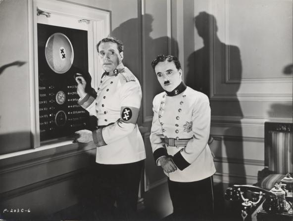 Henry Daniell, Charles Chaplin