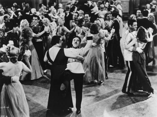 Grace Hayle, Charles Chaplin