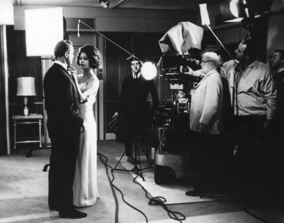 Marlon Brando, Sophia Loren, Charles Chaplin