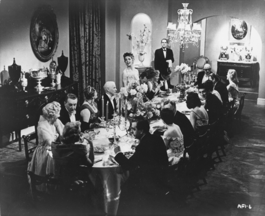 Joan Ingram, Charles Chaplin, Dawn Addams