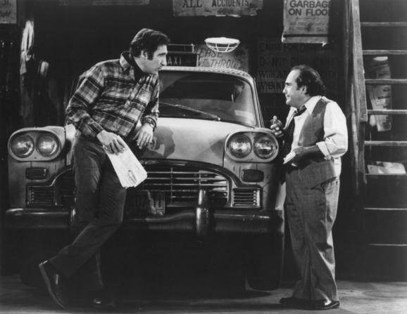 Danny DeVito, Judd Hirsch