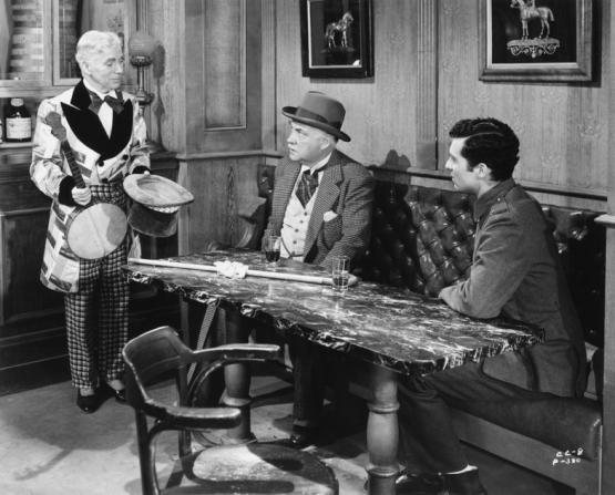 Charles Chaplin, Nigel Bruce
