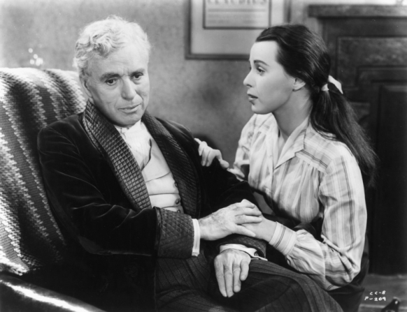 Charles Chaplin, Claire Bloom