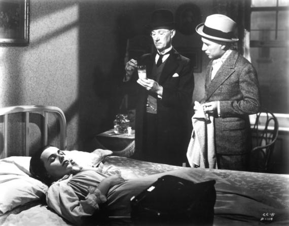 Claire Bloom, Wheeler Dryden, Charles Chaplin