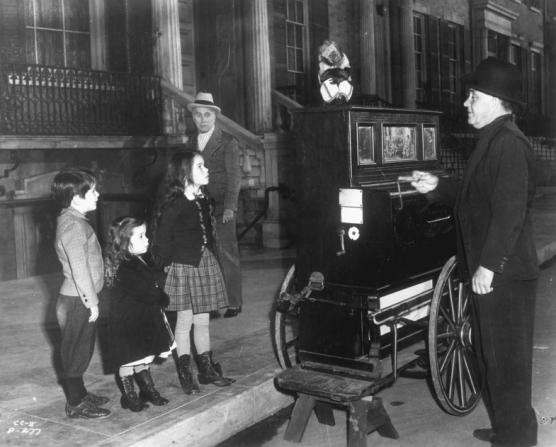 Charles Chaplin, Michael Chaplin, Josephine Chaplin, Geraldine Chaplin