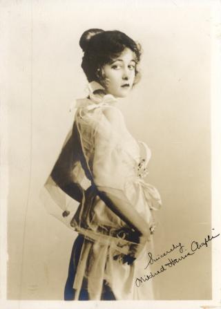 Charles Chaplin, Mildred Harris